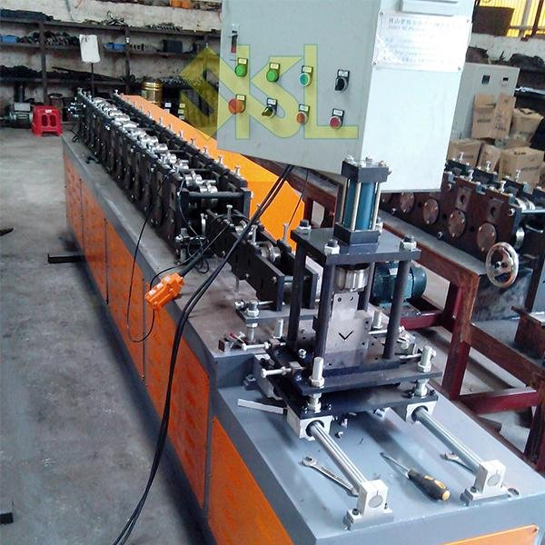 right angle ceramic tile trim profile forming machine