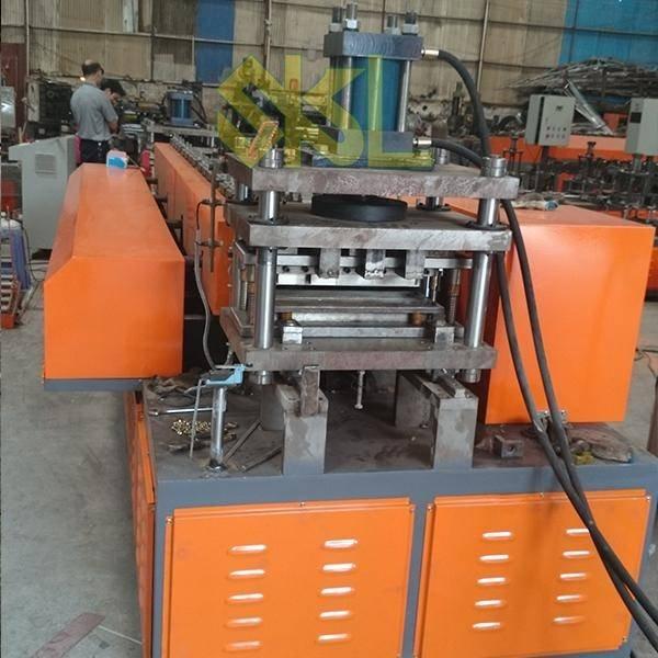 light steel goods shelf forming machine production line