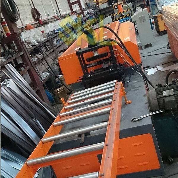 tool box reinforce bar roll forming machine