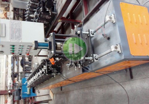 U shape stainless steel ceramic tile trim forming machine U10