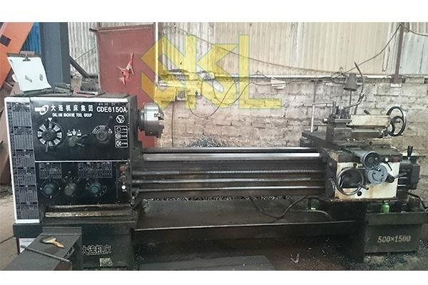 engine lathe machine
